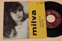 """MILVA:7"""" 45 VENEZIA T'AMO-1°ST ITALY 1961 TOP NM"""
