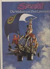 Storm les mondes du Don Lawrence lim/sign luxe édition-top