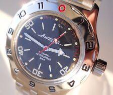 AMPHIBIAN 200m VOSTOK AUTOMATIC MECHANICAL  Russian men's watch
