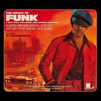 DJ Reverend P - The Legacy Of Funk (Ltd Red 2LP Vinyl, Gatefold) 2016 Legacy