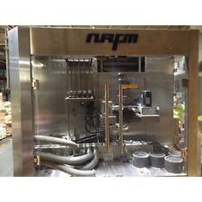 NAFM LX-500  Shrink Machine Line Package