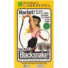 Russ Meyer's Blacksnake Cult VHS US format