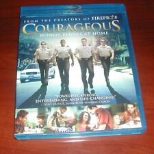 Courageous Blu-ray Disc 2012 UltraViolet Christian Theme