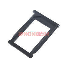 iPhone 3G Sim Card Tray Holder Replacement Parts - Black - SHIPPED FROM CANADA
