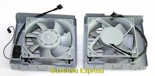 Lot of 2 New 922-8885 Processor Cage Fans for Apple MAC PRO A1289 Early 2009