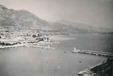 MONACO c. 1935 -  Entrée du Port de Monte Carlo  - DIV 7344