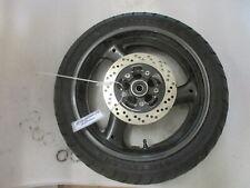 2. Suzuki RF 600 R GN76B Felge hinten mit Reifen Bremsscheibe 4,50 x 17 Zoll