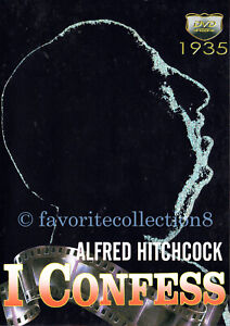I Confess (1953) - Alfred Hitchcock, Montgomery Clift, Anne Baxter (Region All)