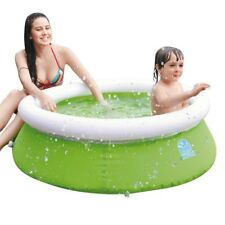 Jilong Kids Pool 122 - piscina autoportante per bambini, 122x35 cm, per bambini
