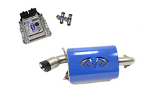 EVOLUTION POWERSPORTS Polaris RZR XP TURBO ECU Flash/BLUE EVO Magnum Stage 4