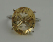 Cluster Engagement Excellent Cut Oval Fine Diamond Rings