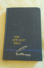 The Sun Also Rises Ernest Hemingway (1954) (Charles Scribner's Hardcover Book)