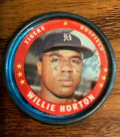 1971 Topps COINS #130 Willie Horton - Tigers