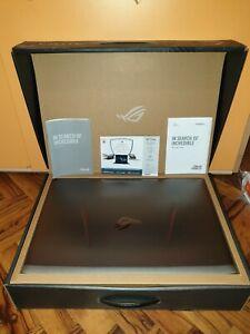 Asus ROG GL502VM Notebook Gaming 15.6FHD 16GB I7-7700HQ GTX1060 6GB