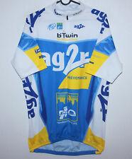 AG2R Prevoyance cycling team shirt jersey Size XXL