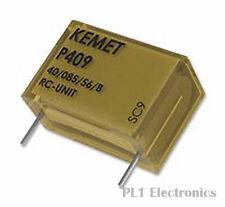 10x SMD Folien-Kondensator 100nF 100V ; 2824 ; SMD2824-N 0,1µF//10/%//100V 100000pF