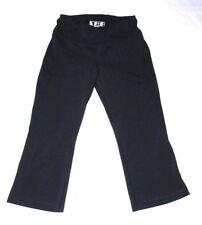 New Balance Women's Yoga Pants Small Black Cropped Slim Workout Capris