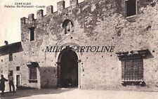CERTALDO:  Palazzo De Peverelli - Luschi