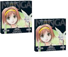 Prismacolor Premier Colored Pencils, Manga Colors, 23-Count 2 PACK!!!