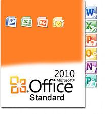 MICROSOFT OFFICE 2010 STANDARD 32/64 BIT ESD - ORIGINALE FATTURABILE