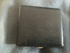dunhill cigarette case Lizard
