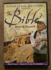 Charlton Heston Presents The Bible: Jesus of Nazareth (DVD,1993,)