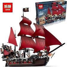 Queen Annes Revenge 1151pcs Fluch der Karibik 4195 Lego kompatibel 16009