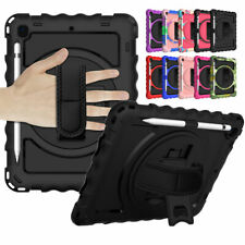 For Apple iPad Air 2 A1566/1567 Shockproof Kickstand Case Full Body Rugged Cover