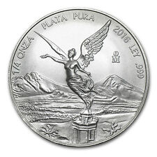 2016 Mexico 1/4 oz Silver Libertad BU - SKU #96164