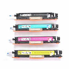 4PK for HP126A CE310A CE311A CE312A CE313A LaserJet Toner  M175A M175NW CP1025NW