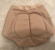 Women's Padded Panties Hip Enhancer Butt Bum Lift Body Shaper Underwear Sz Small