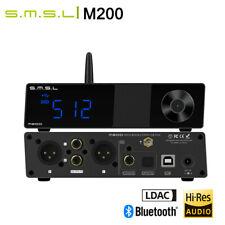 SMSL M200 Bluetooth Audio DAC AK4497 USB Optical Coaxial HiFi Decoder DSD512 32B