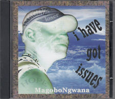 Lucky Moyo : I Have Got Issues CD Zimbabwean African  FASTPOST