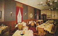 Postcard Grande Palace Dining Room Rio Grande Land Durango CO