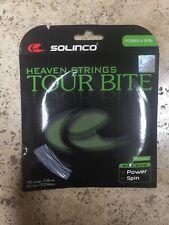 Solinco Tour Bite 16L Gauge 1.25mm Tennis String New