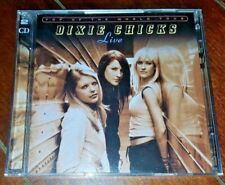 Top of the World Tour: Live by Dixie Chicks (CD, 2003, 2 Disc) Free Shipping!
