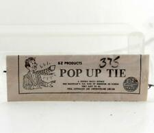 Vintage Pop Up Tie magic by E Z Magic Nos Made in the U.S.A.