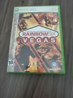 (XBOX 360) Rainbow Six Vegas Limited Collector's Edition complete CIB
