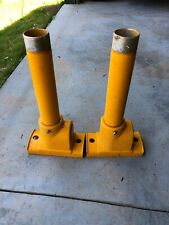"""Traffic Light Signal Slip Fitter with Mounting Arms Two Lot 1.75"""""""