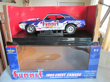 1-18 ERTL SUMMIT 1969 CHEVY CAMARO HOBBY EDITION 1 OF 5000