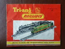 More details for tri-ang railways catalogue third edition 1957.