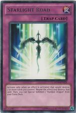 ♦Yu-Gi-Oh!♦ 3x Chemin Lumière d'Etoile/Starlight Road : DP10 -ANGLAISE/RARE-