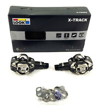 Look X-Track Pedals and Cleat System, SPD Compatible