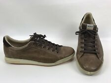 7f515909e43 Ecco Biom Mens Brown Golf Shoes Spikeless Size 47 US 13-13.5