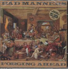 BAD MANNERS-FORGING AHEAD  CD Oi!Oi!Oi! Skin/SKA/REGGAE/2TONE/RUDEBOY/TROJAN