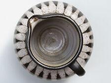 Henkelvase / Krug MONIKA MAETZEL Studiokeramik Design Keramik * Signiert ! Vase