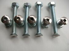 MODEL A FORD NINE (9) ROBERTSON HEAD SCREW FOR CANADIAN CARS