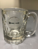 VINTAGE A & W ROOT BEER BABY/MINI MUG Logo Is Worn Off A Little