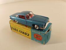 Corgi Toys 241 GHIA L 6.4 Chrysler jamais joué en  boite