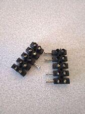 Platine De 5 Dominos 2,5mm2 Électrique déconnectable sucre